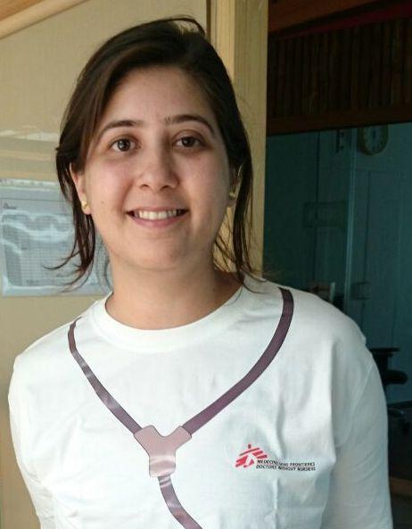 Dr Bhavna Chawla  Photo: MSF India