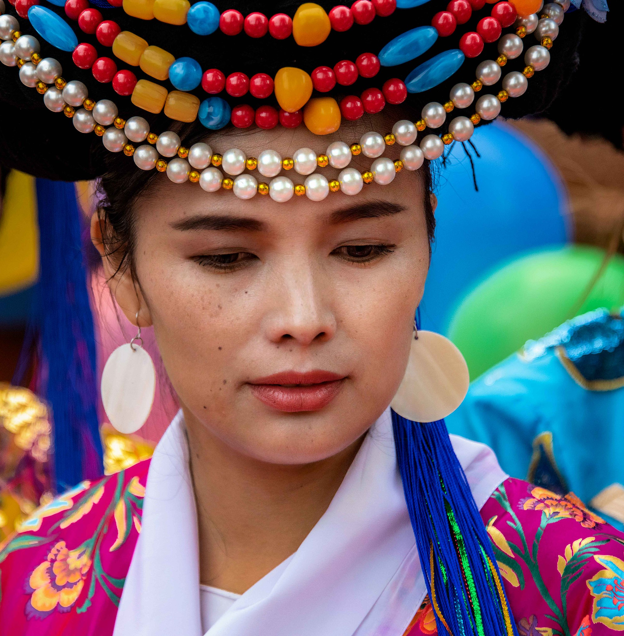 "Photo:  ""  Mosuo Woman""   by    Rod Waddington      is licensed under    CC BY 2.0"