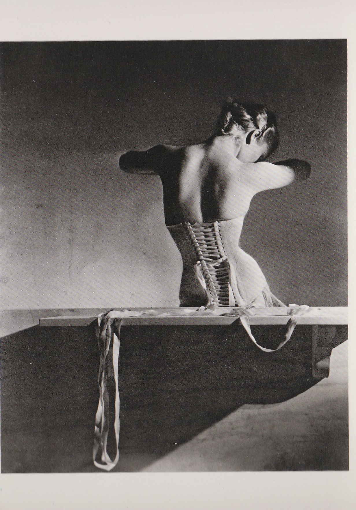 Photo: Horst Corset Postcard by    Michelle B.    Licensed under CC Attribution-NoDerivs 2.0 Generic (CC BY-ND 2.0).