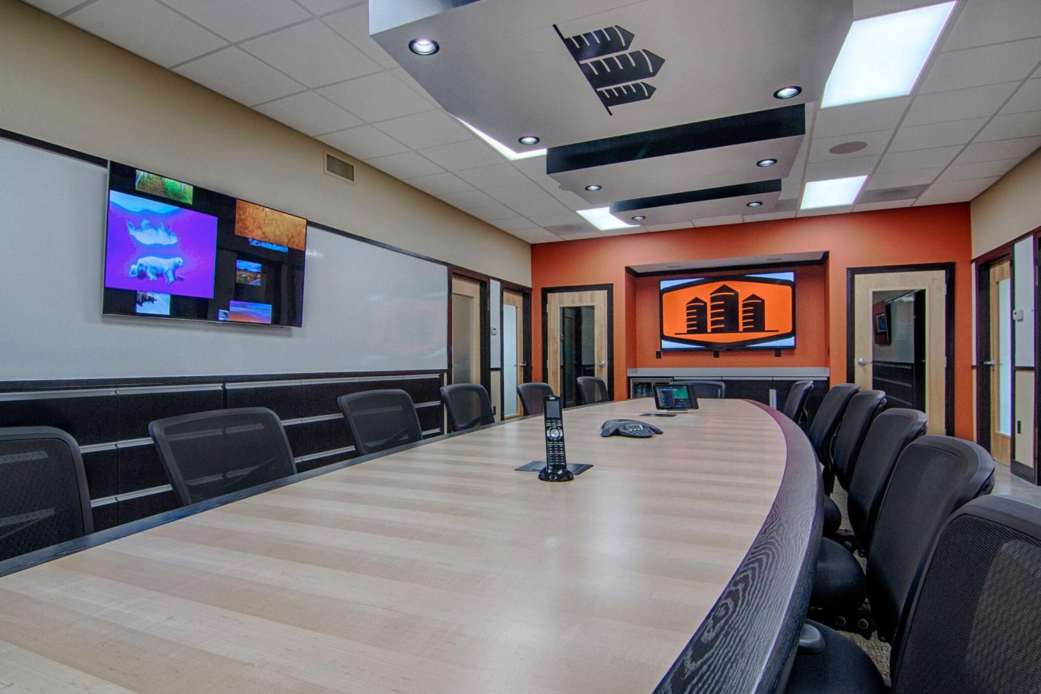 Conference Room Control