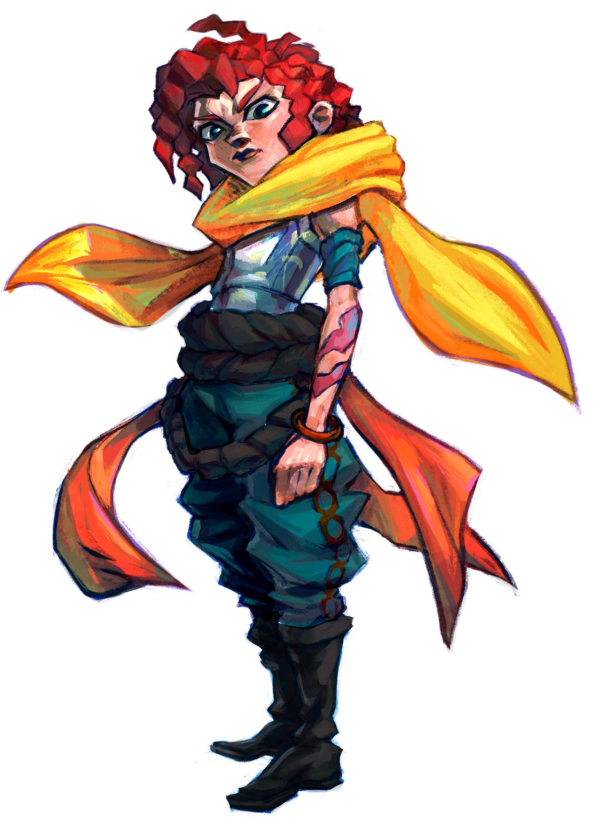Rufina - Unreal Engine Level — Nick Graves