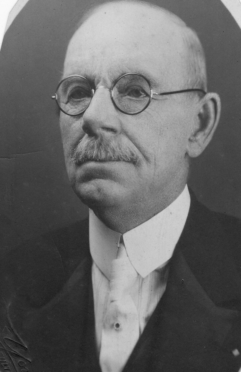 Dr. Albert Llewellyn Hall, one of Fulton's first doctors, had an intriguing prescription for living a full life.