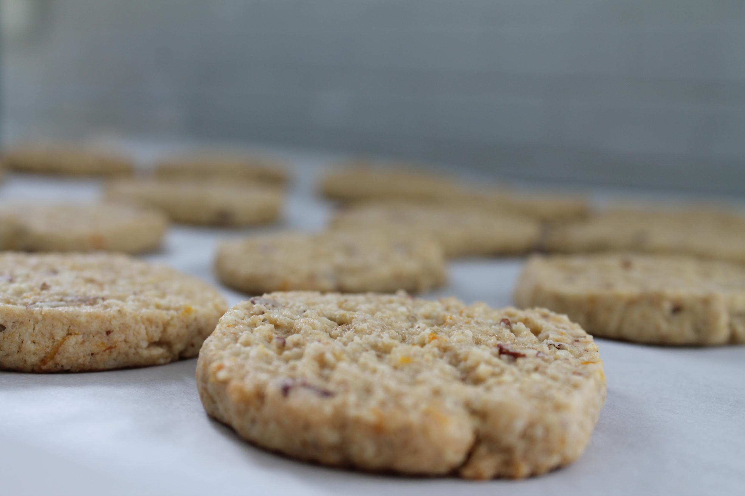 Tea cookie version