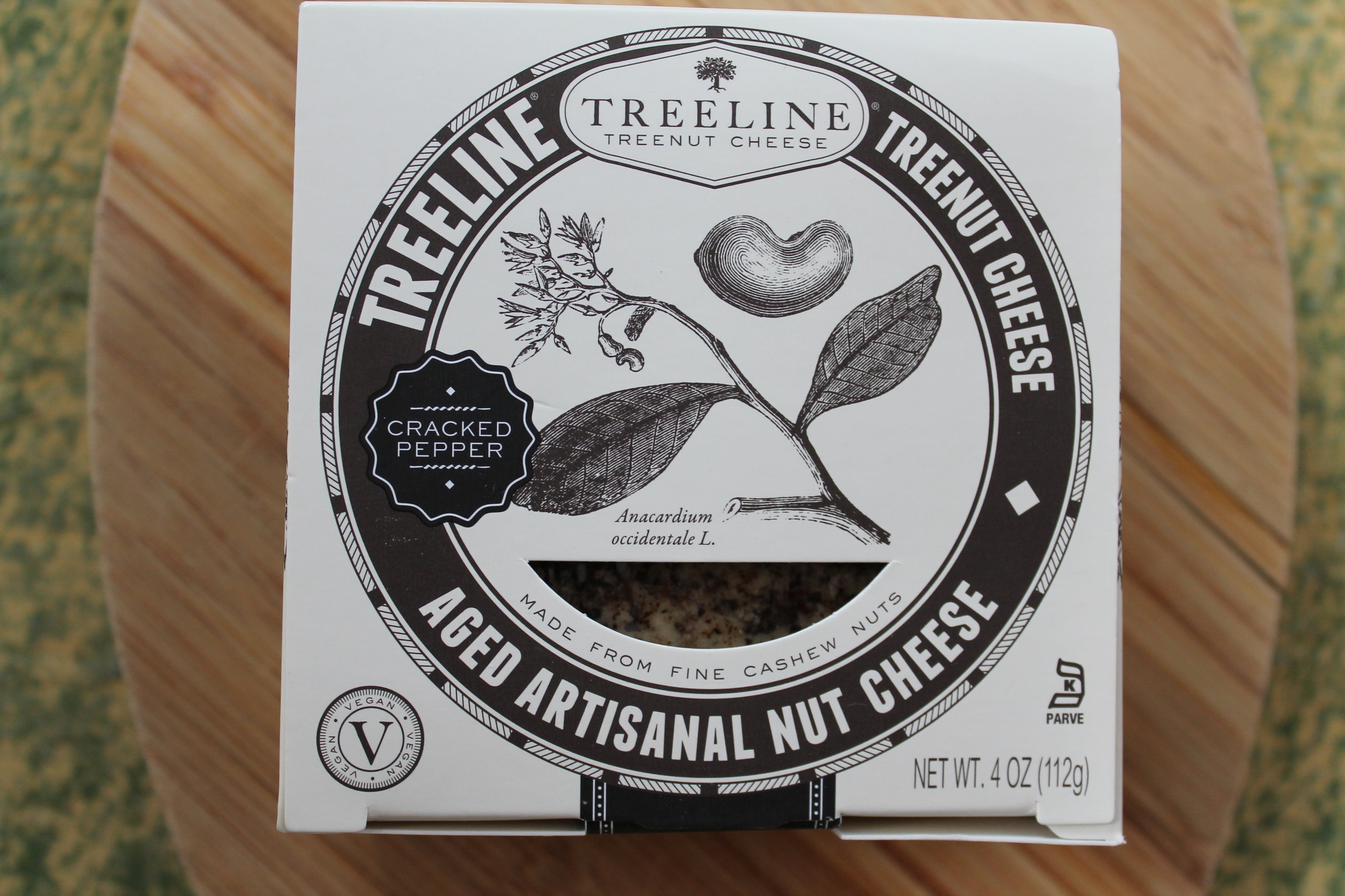 Why you should ditch dairy cheese and a honest to goodness review of Treeline Treenut Cheeses by www.fernsandpeonies.com. Find this and vegan and gluten-free recipes on our website.