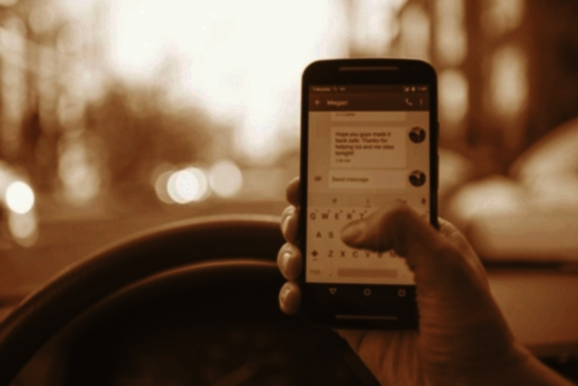 DRIVING DRUNK & DISTRACTED DRIVING -
