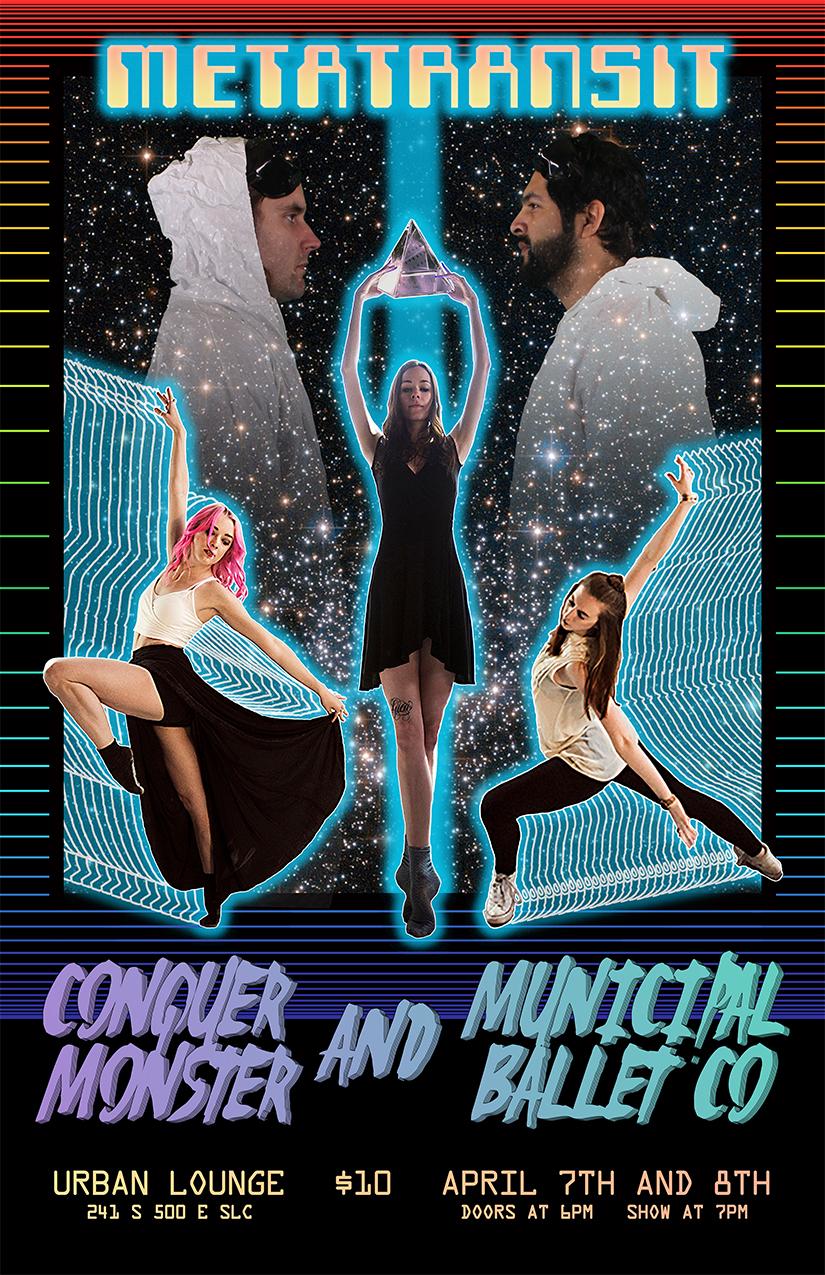 Poster Art by Joshua Faulkner and Daniel Romero