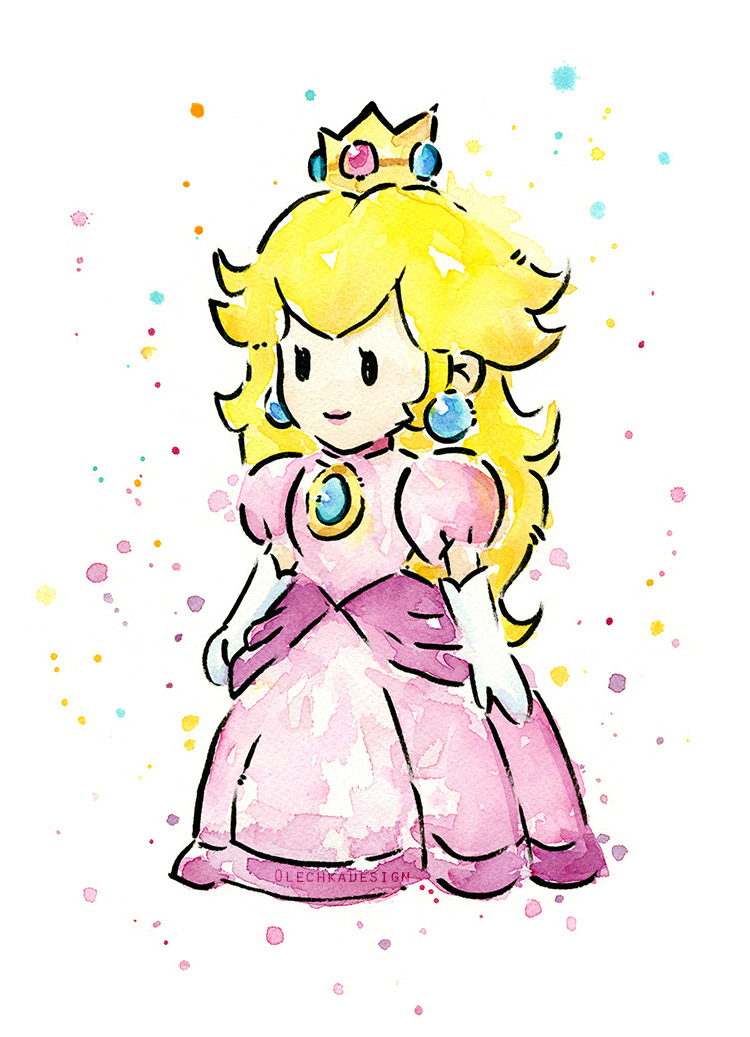 PrincessPeach-watercolor-mario.jpg
