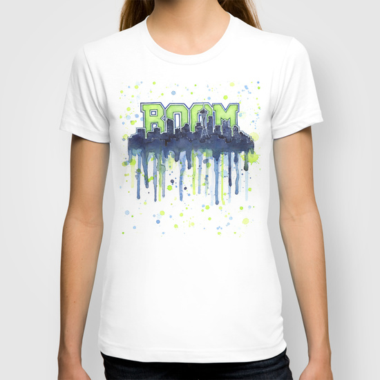 legion of boom shirt