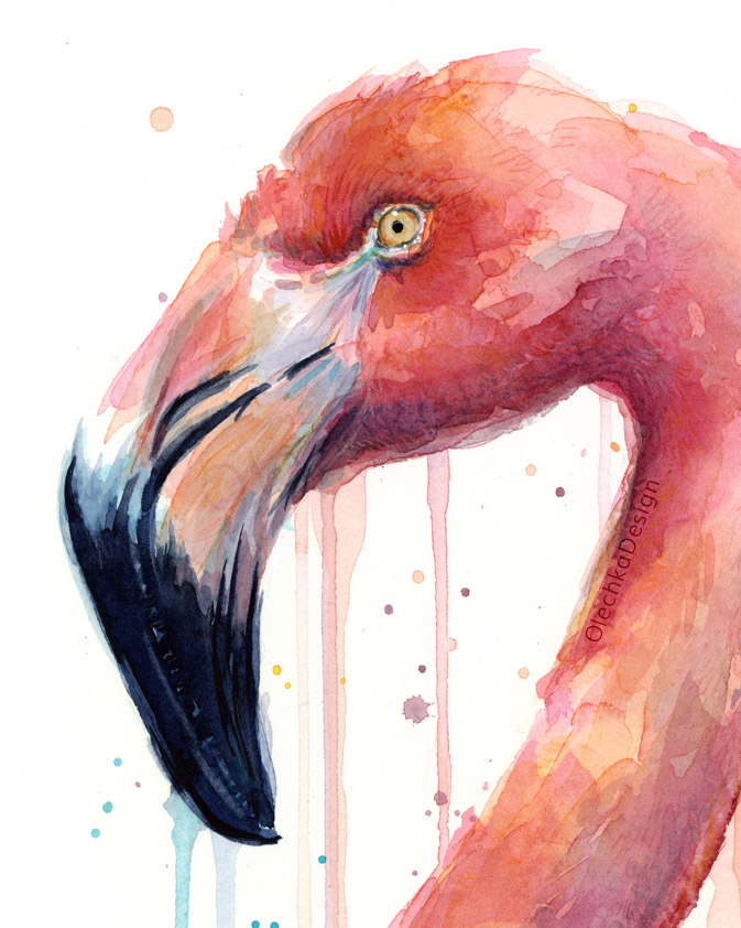 Flamingo-watercolor-painting-4-detail.jpg