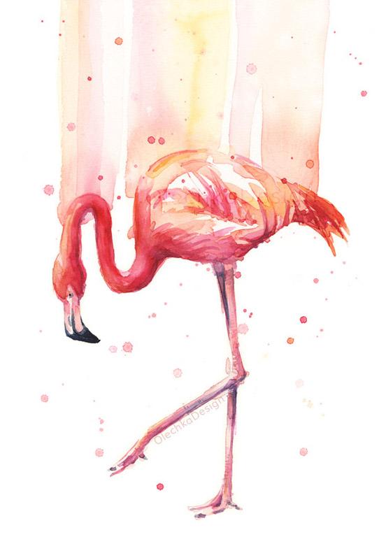 Flamingo-watercolor-rain-OlechkaDesign.jpg