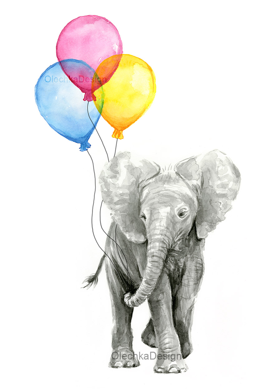 Elephant-baby-Baloons-nursery-THREE-colors.jpg