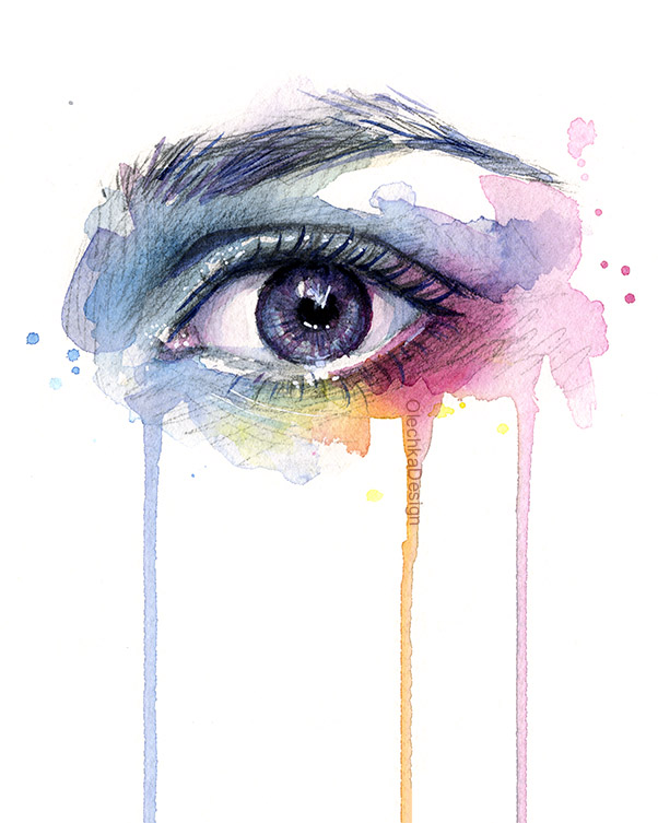 Eye-Rainbow-drips-watercolor-colorful-olechkadesign.jpg