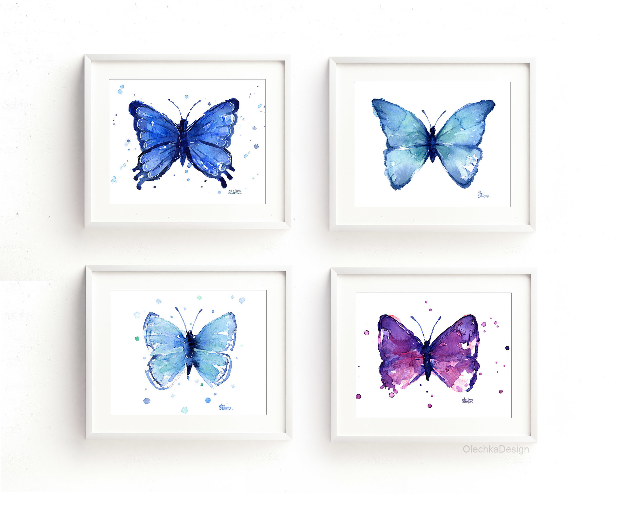 blue-butterflies-watercolor-art-prints