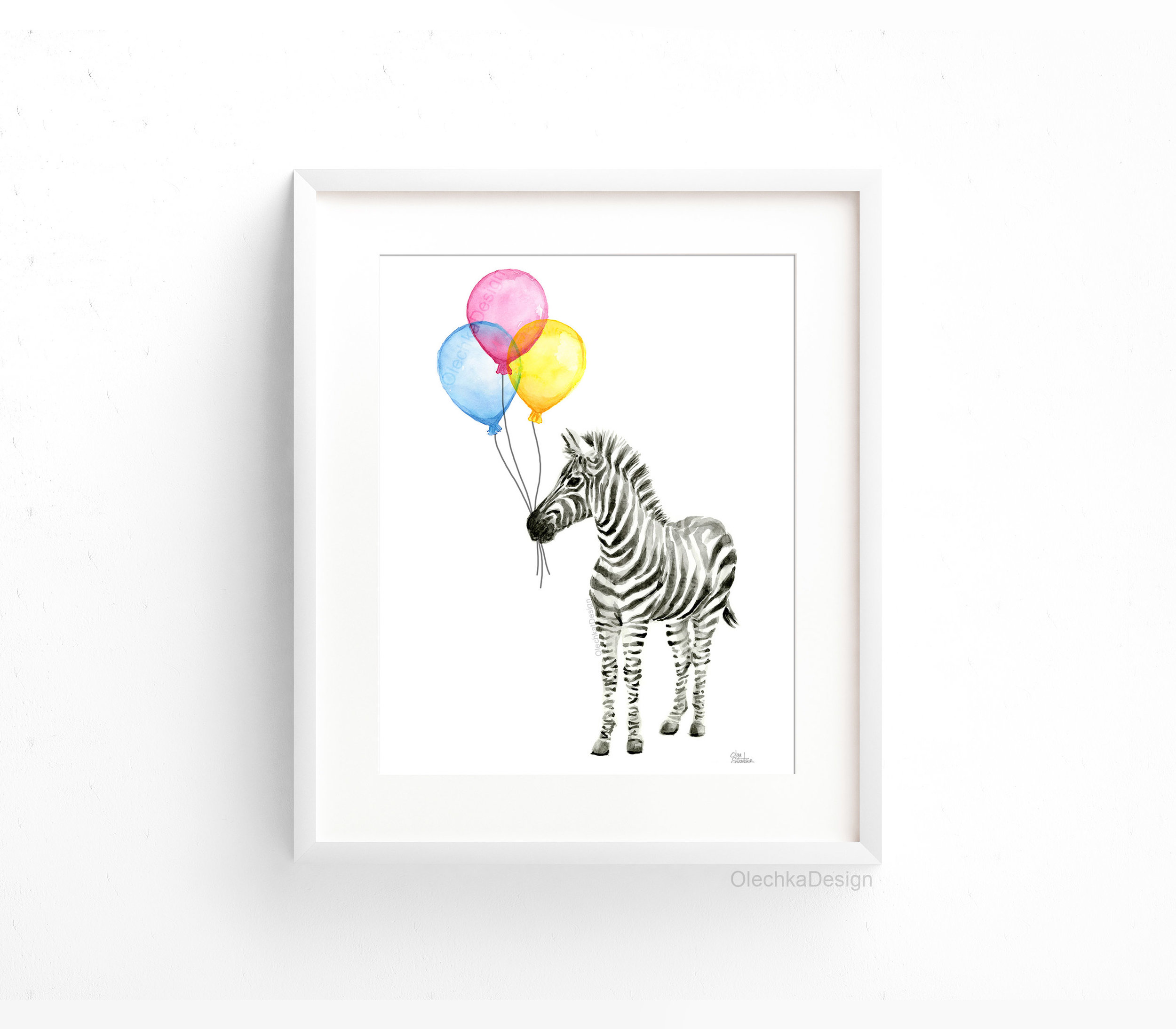 zebra-balloons-animal-art-print-nursery-decor