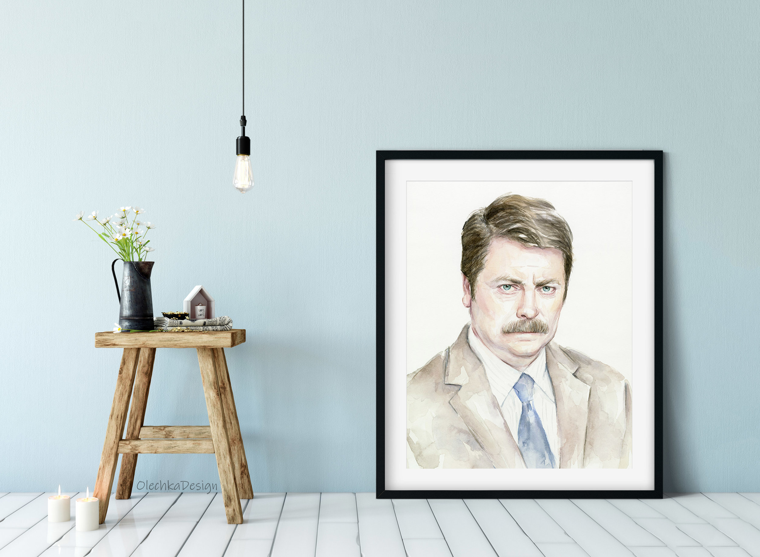 ron-swanson-parks-and-rec-painting.jpg