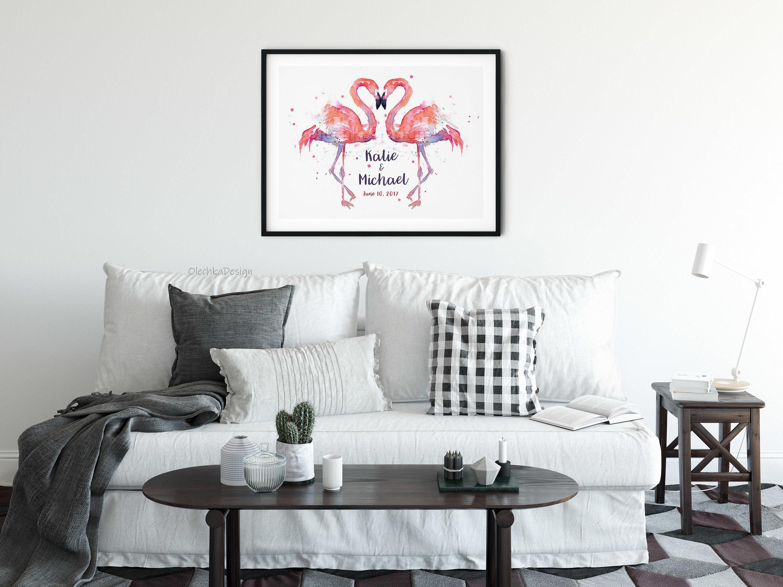 flamingo-custom-print-personalized-print.jpg