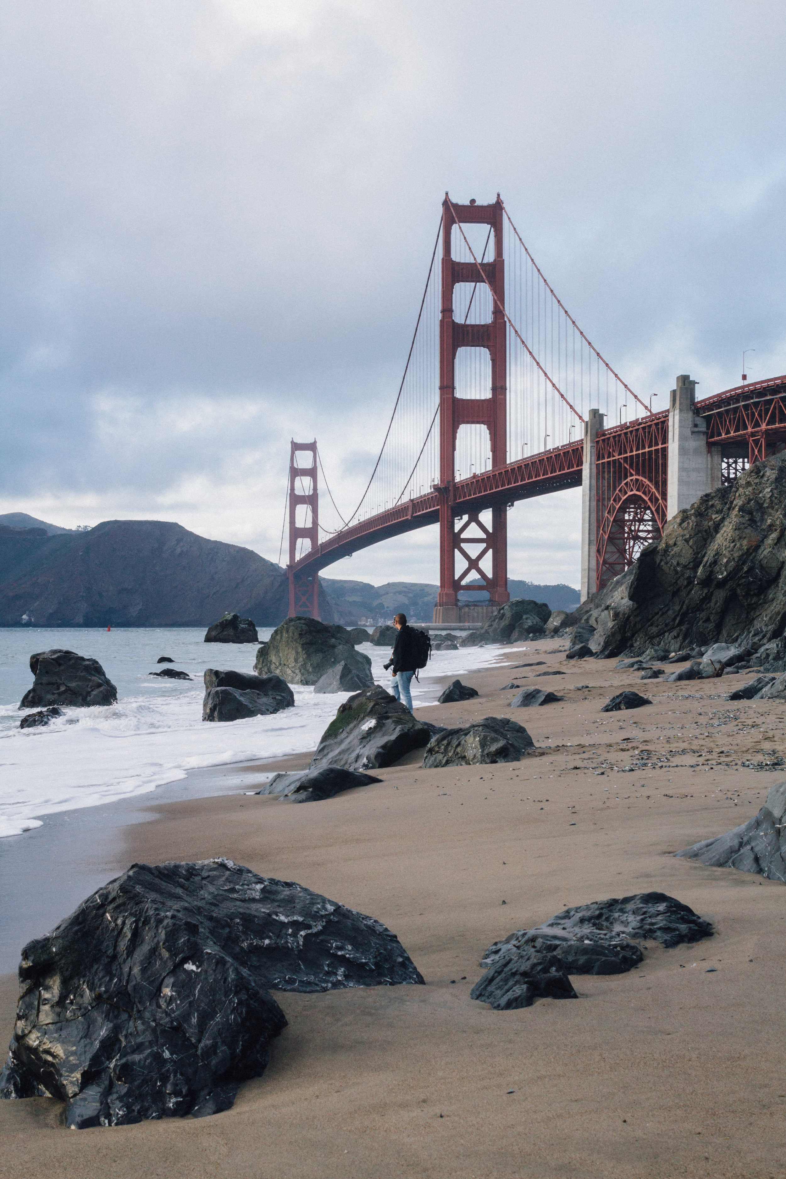Christian & The Golden Gate by Catherine Alyce