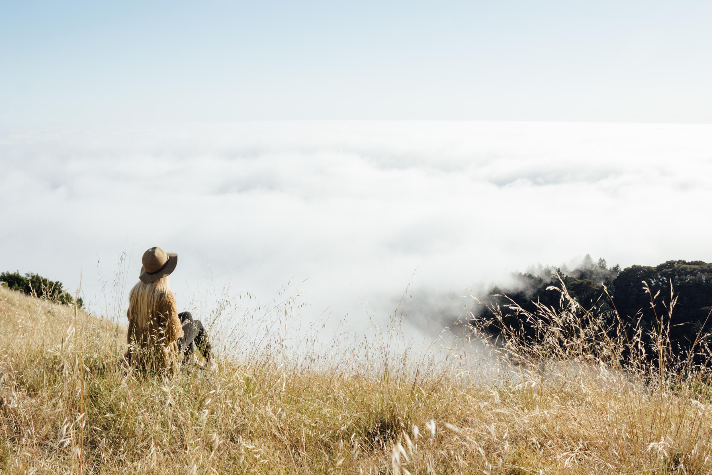 Kate Davison  (@katedavison)in the clouds by Catherine Alyce