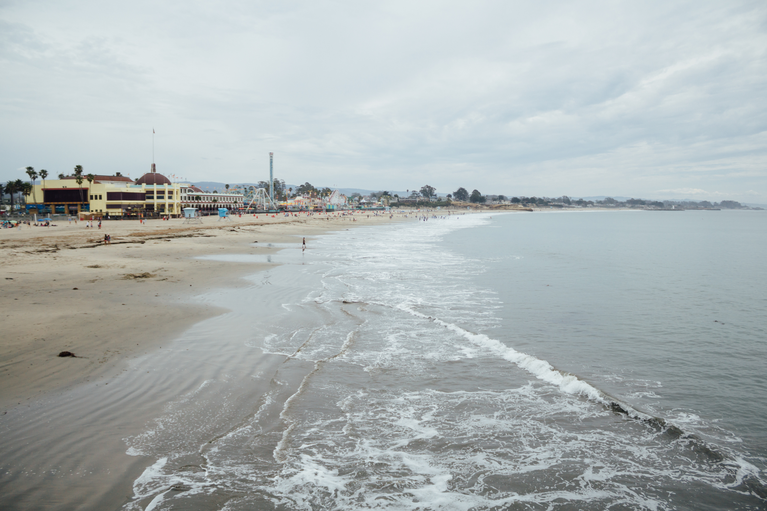 Santa Cruz Boardwalk by Catherine Alyce
