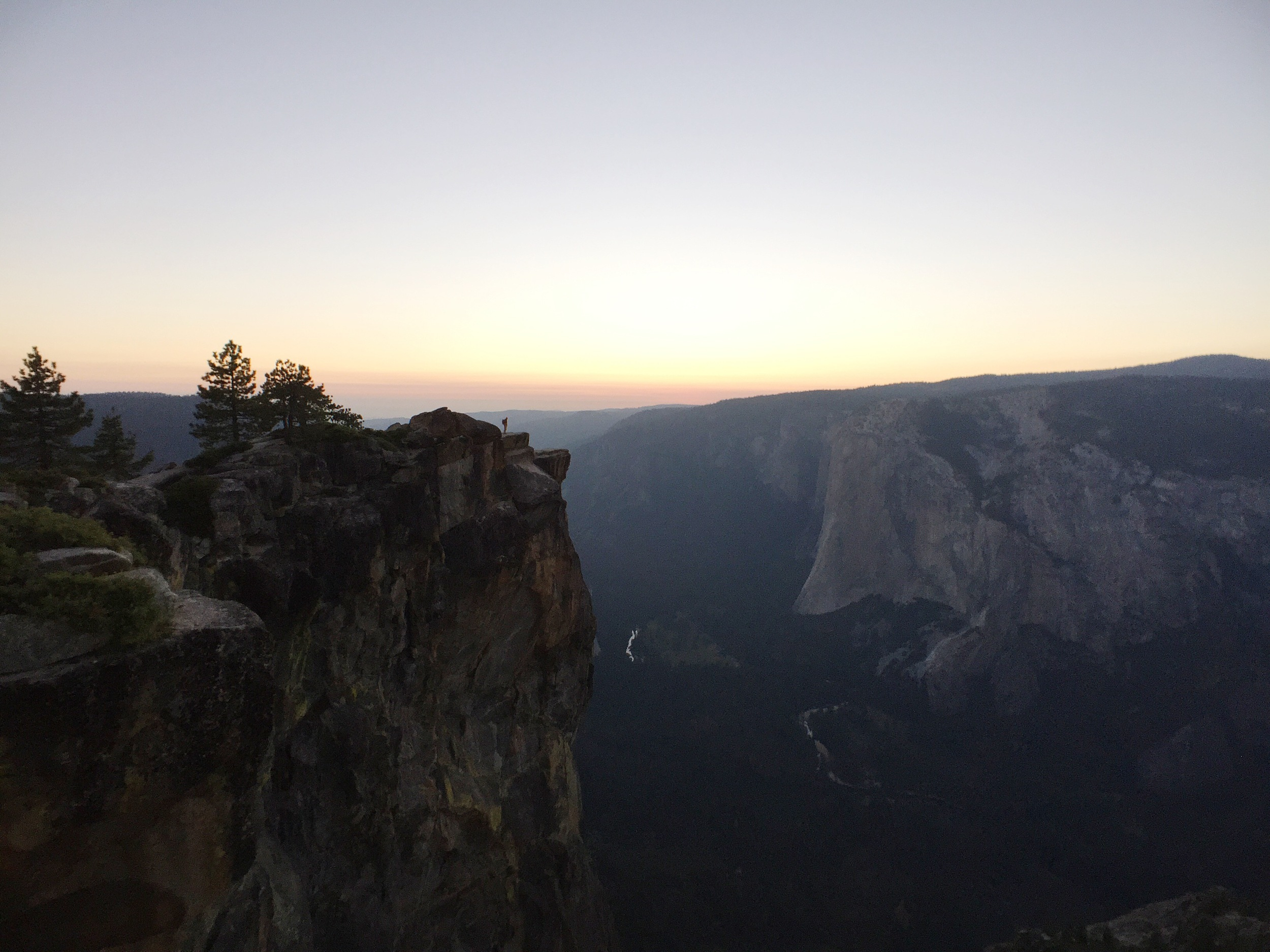 Taft Point by Catherine Alyce