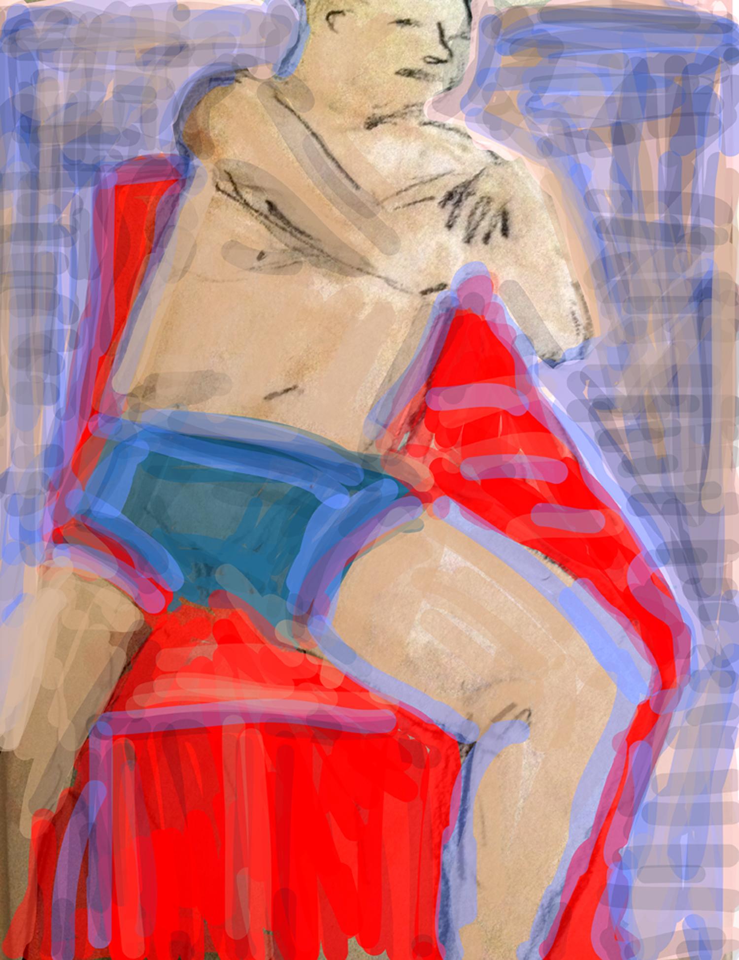 saturday sketch