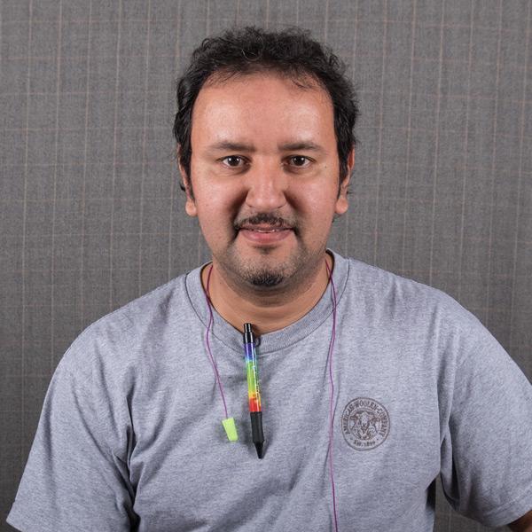 Moises Acevedo  Weaver