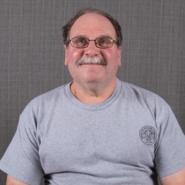 Larry Mitta  Finishing Operator