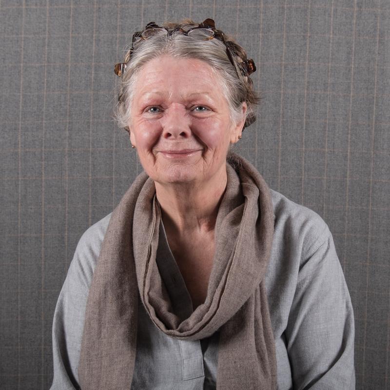 Sally Jenkyn Jones  Creative Director - Textiles