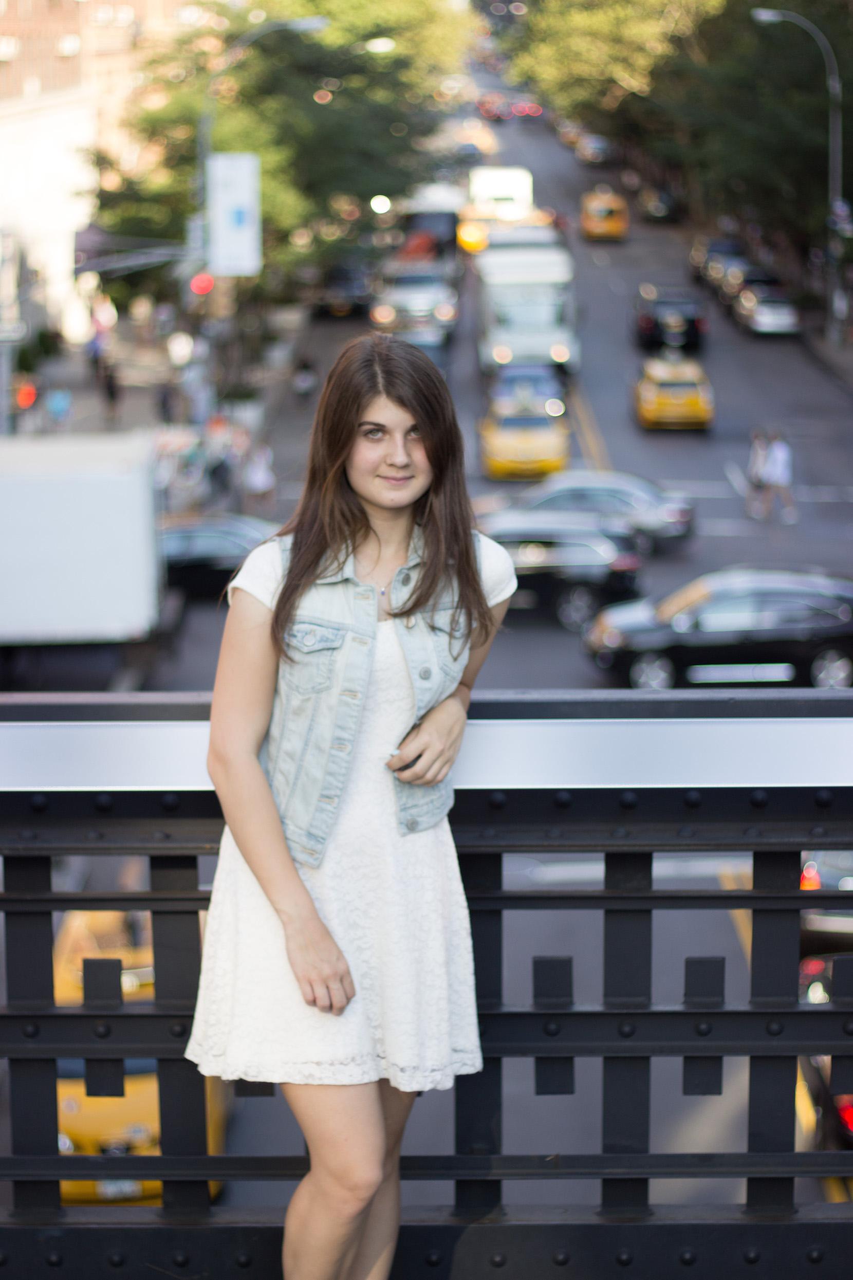 katya chelsea high line senior denim white dress irra korrelat walksmilesnap new york.jpg