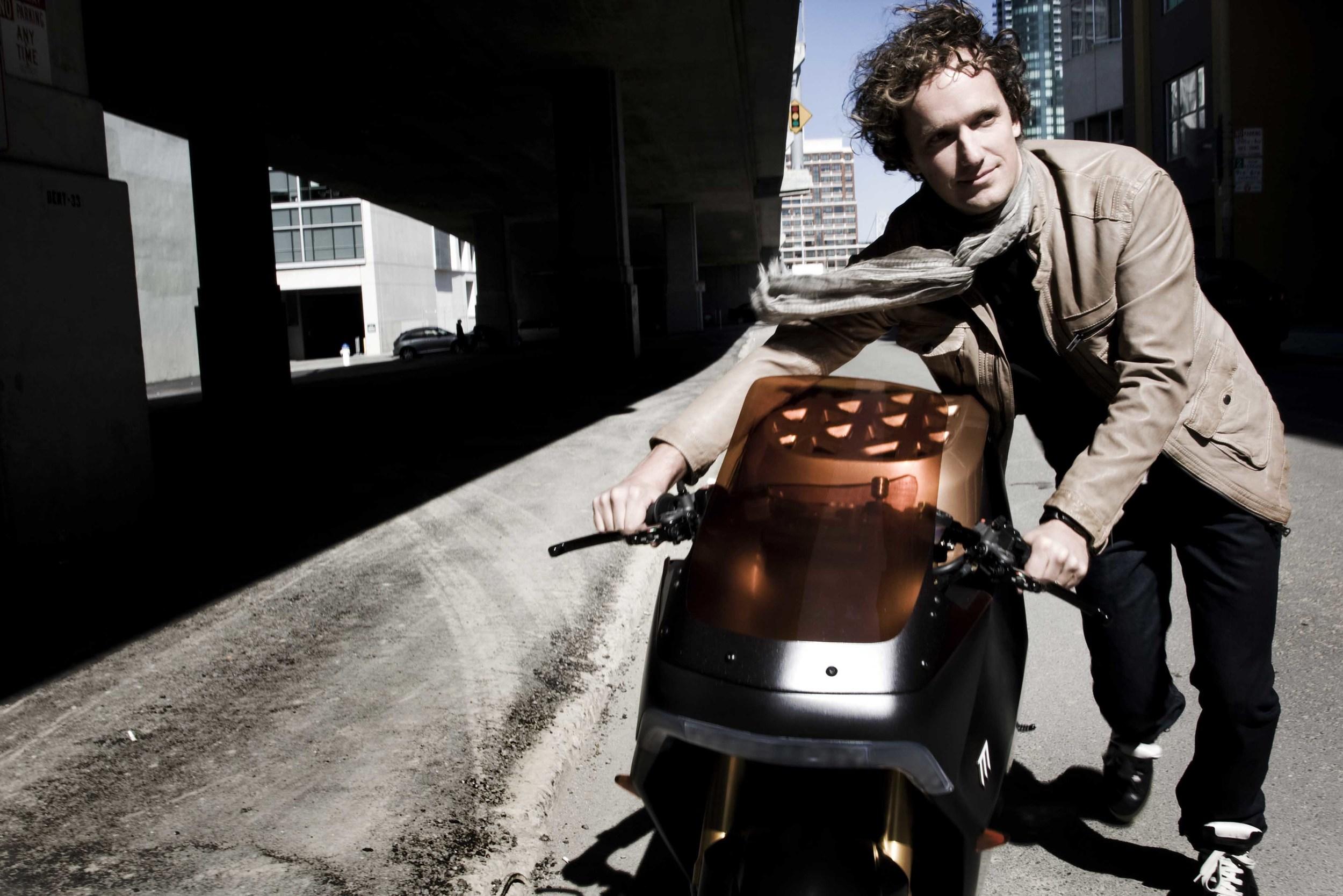 Yves Behar,San Fransisco, 2013