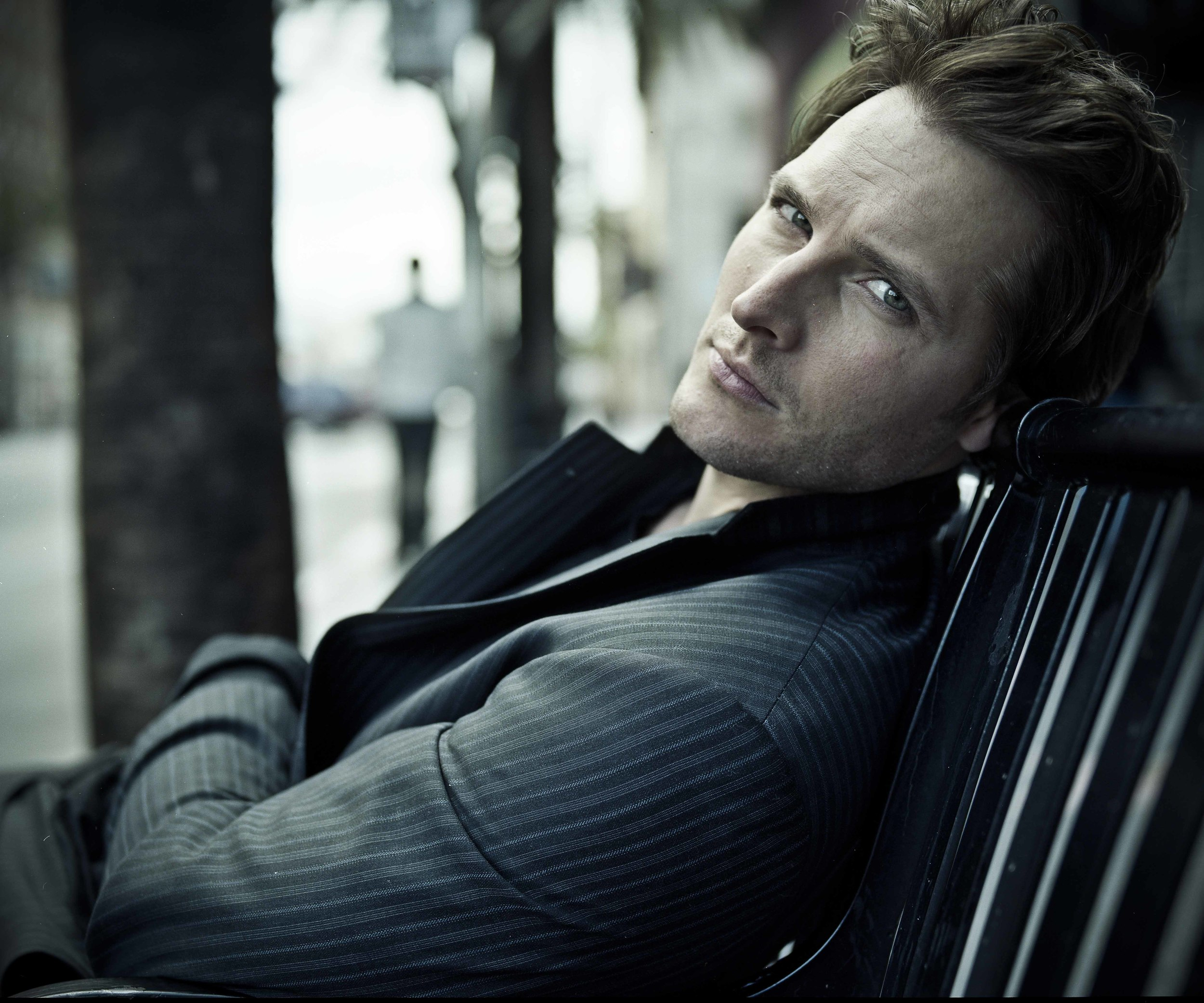 PETER FACINELLI IN HOLLYWOOD
