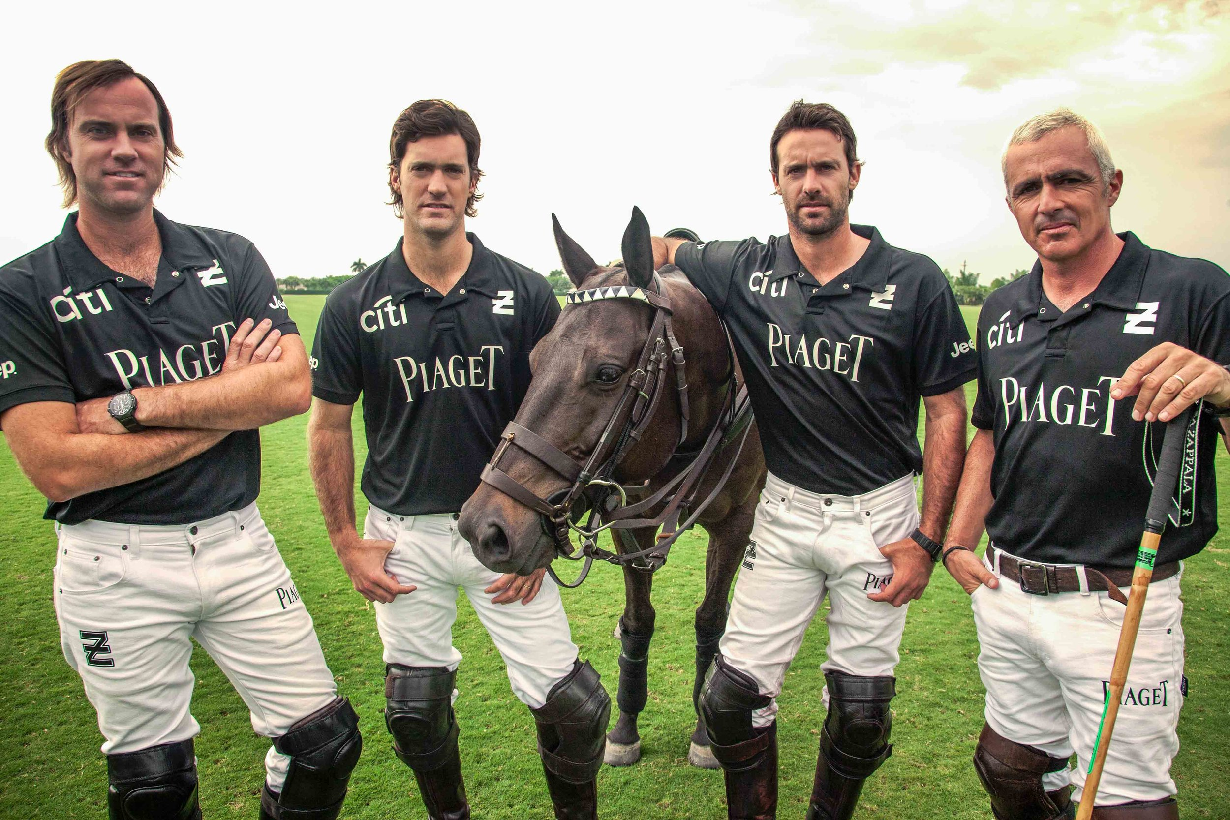 ARGENTINE POLO PLAYERS,FLORIDA