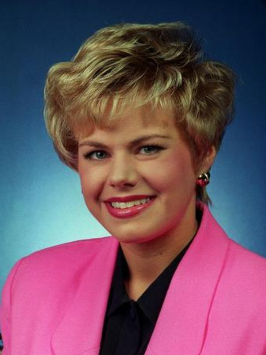 Gretchen Carlson, formerly of Fox News