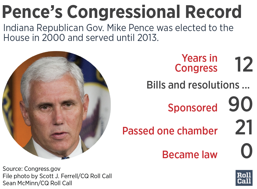 When you're as accomplished as Mike Pence, name calling is beneath you...