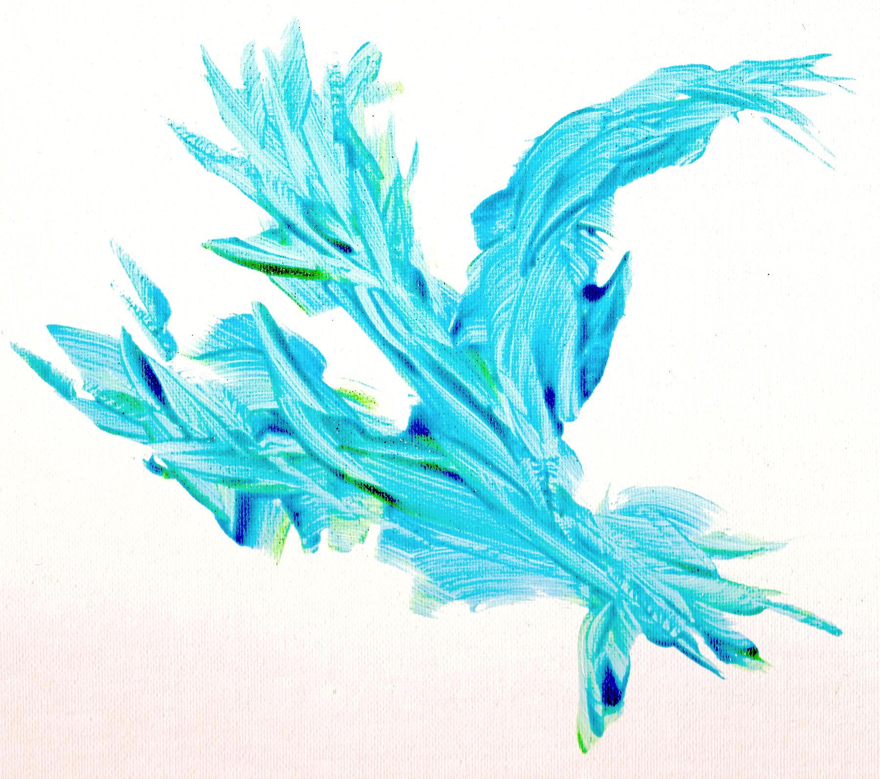 Abstract Bird 0001