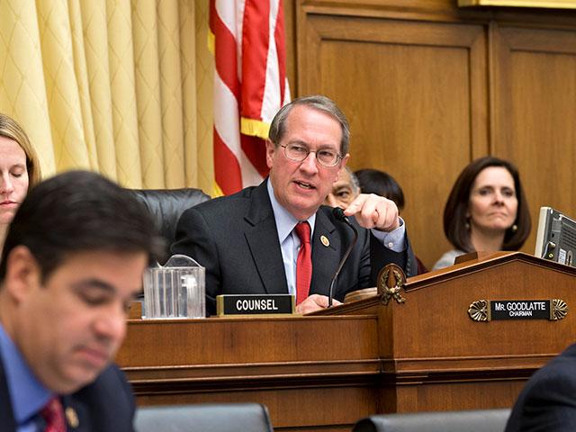 Bob Goodlatte (R - Benghazi), House Judiciary Committee Chairman