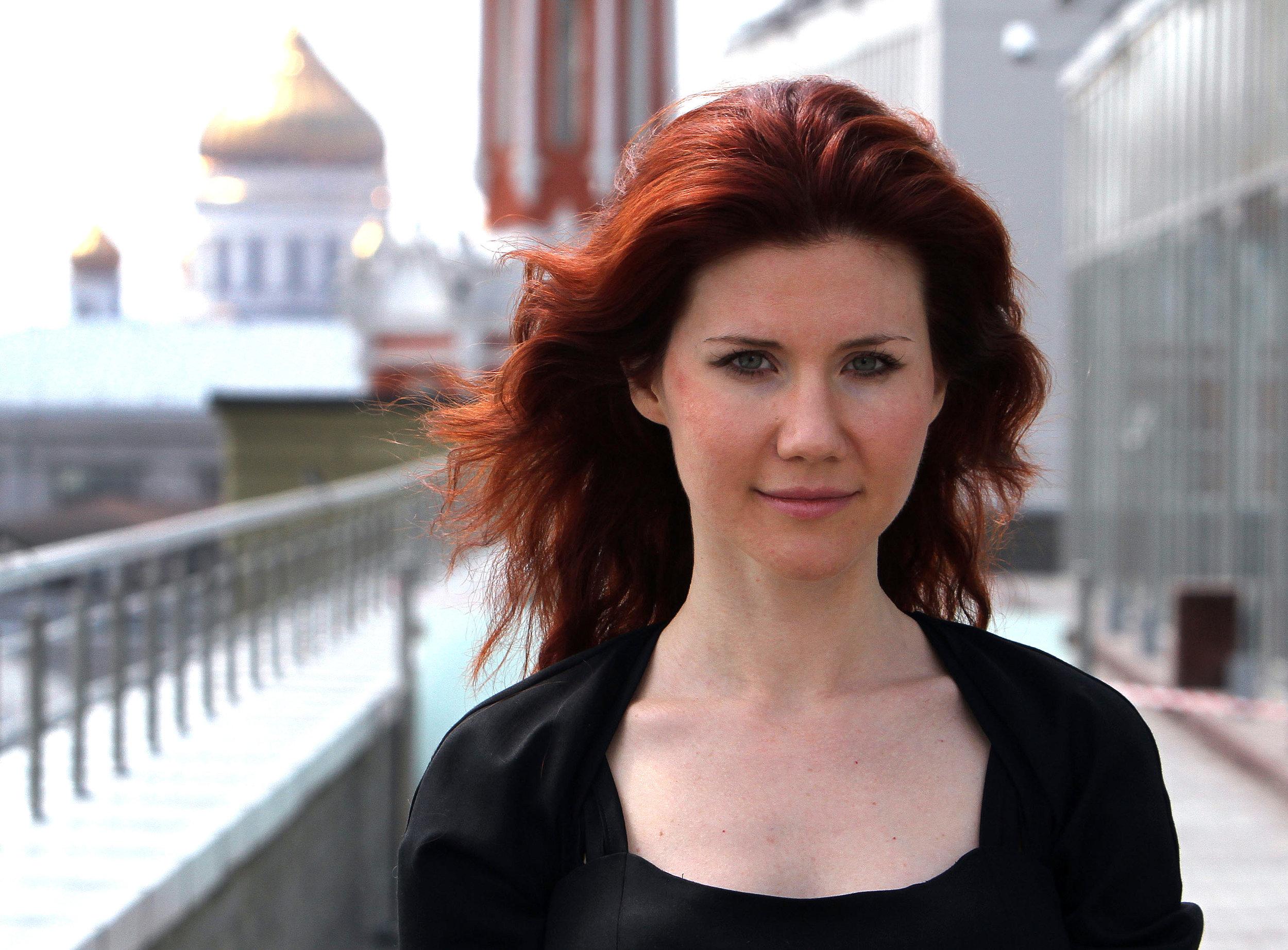 Russian agent Anna Chapman