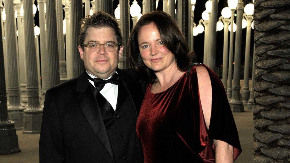 Patton Oswalt, Michelle McNamara