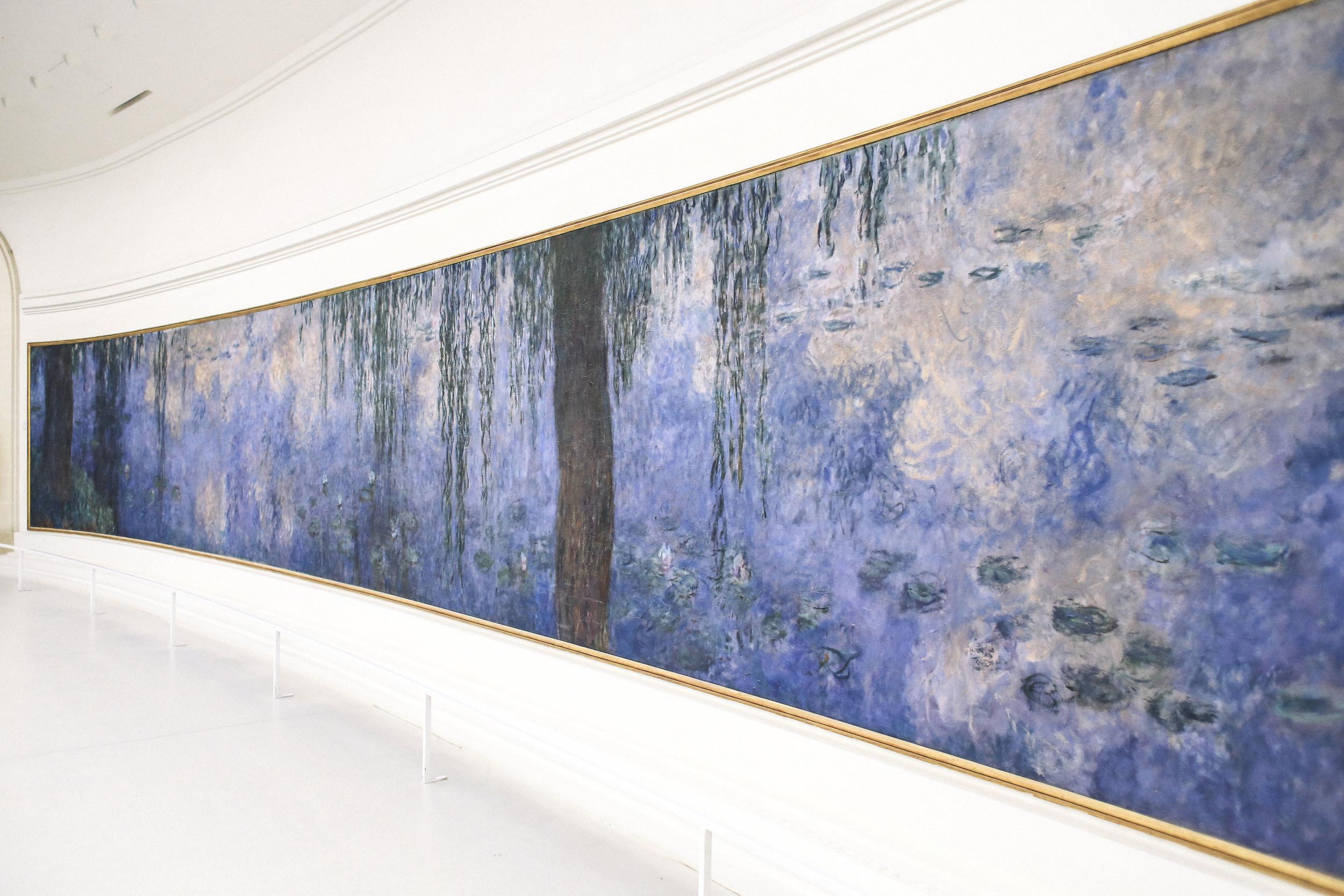 Beautiful Artwork in Paris