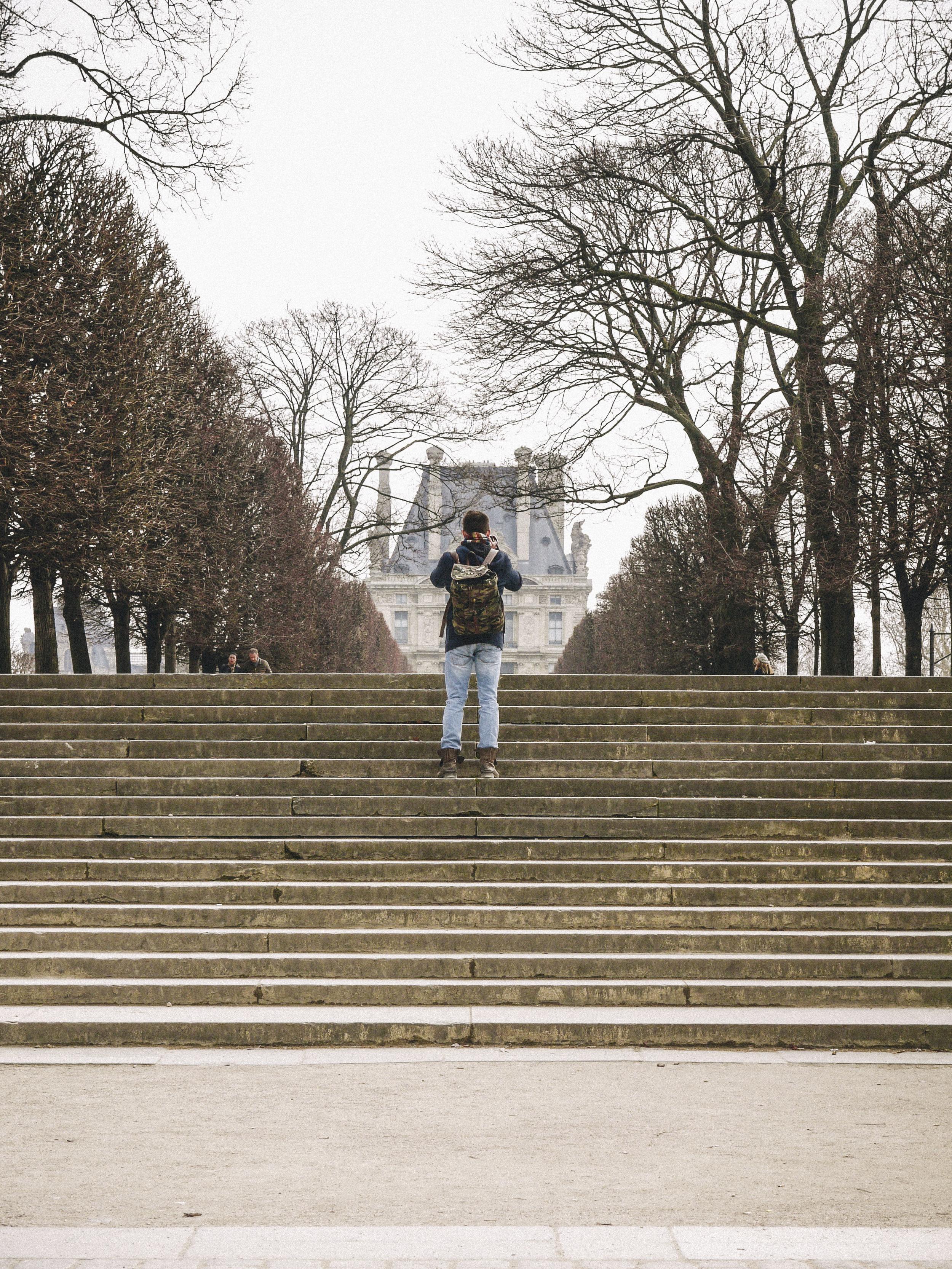 Parisian Steps