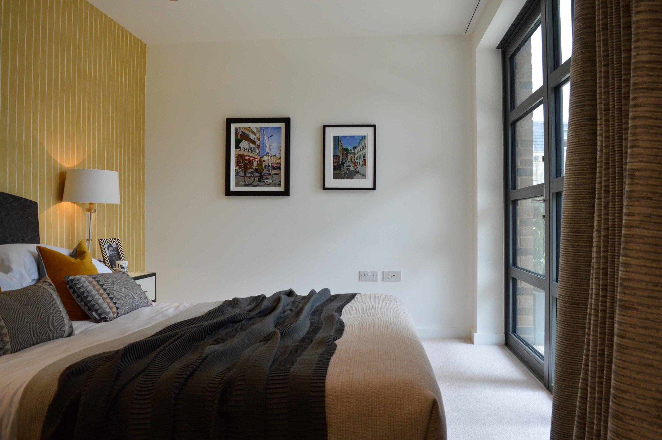 Borough | Bermondsey Street | Beautiful Bedroom