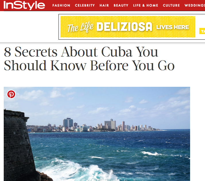 8 Secrets About Cuba You Should Know Before You Go