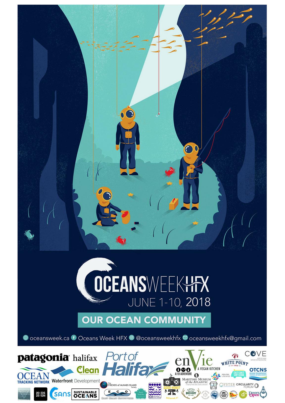 Poster by Hannah Emmett:  http://www.hannah-emmett.com/