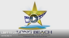 08/20/15  - U Stream - Interview with Chris and Marina at the Long Beach Film Festival