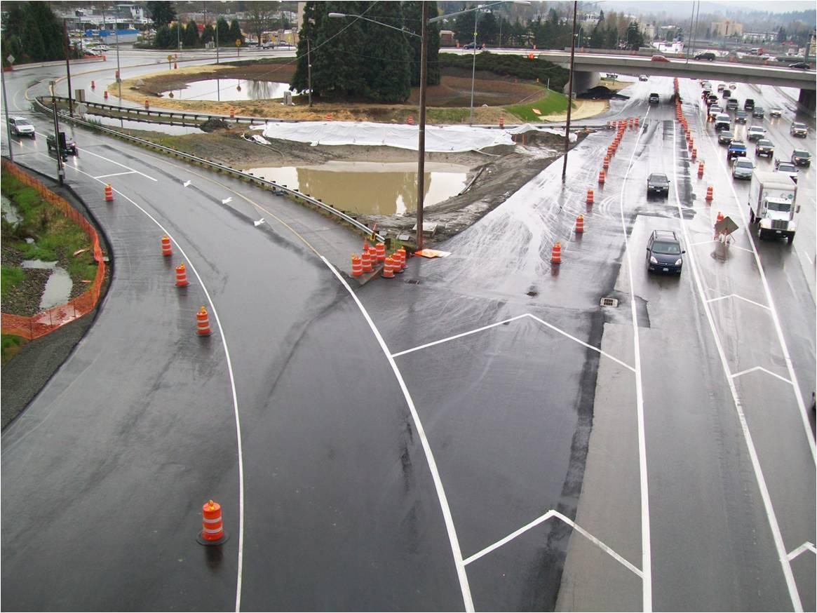 I-405 Bellevue Braids