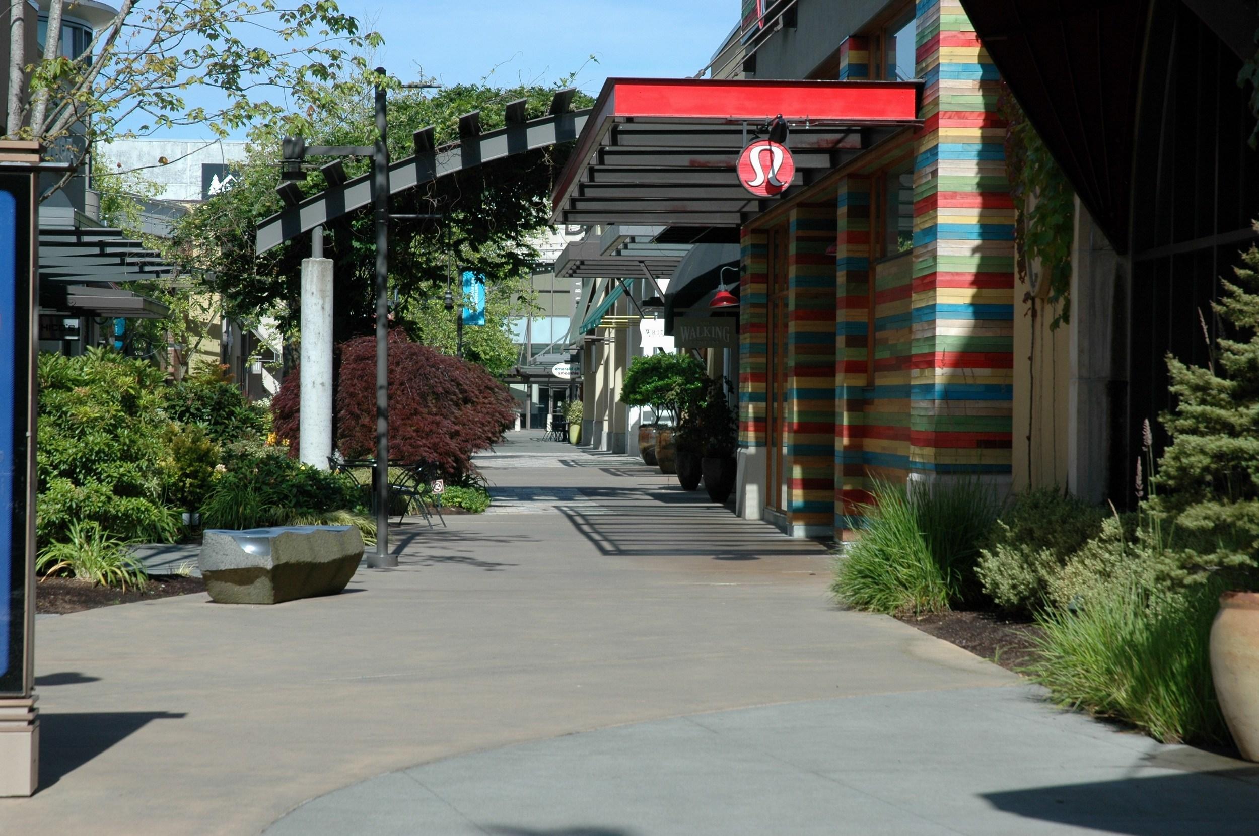 Alderwood Mall- The Village