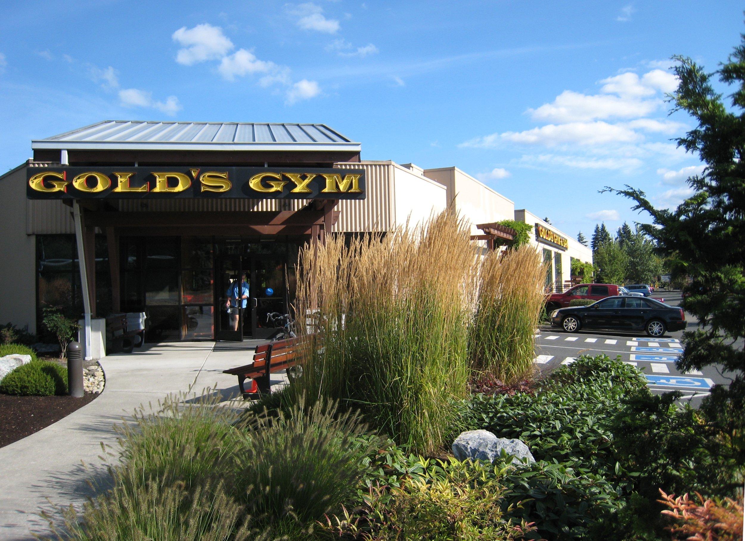 Golds Gym-Redmond, WA