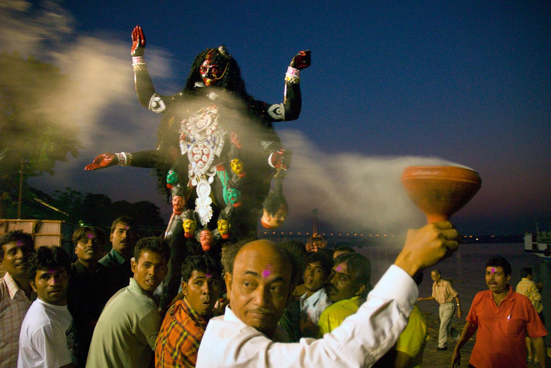 Kali Fest, Kolkata, India