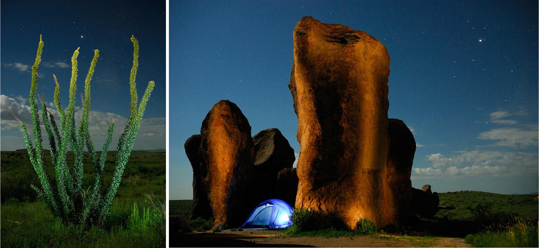 City of Rocks, New Mexico