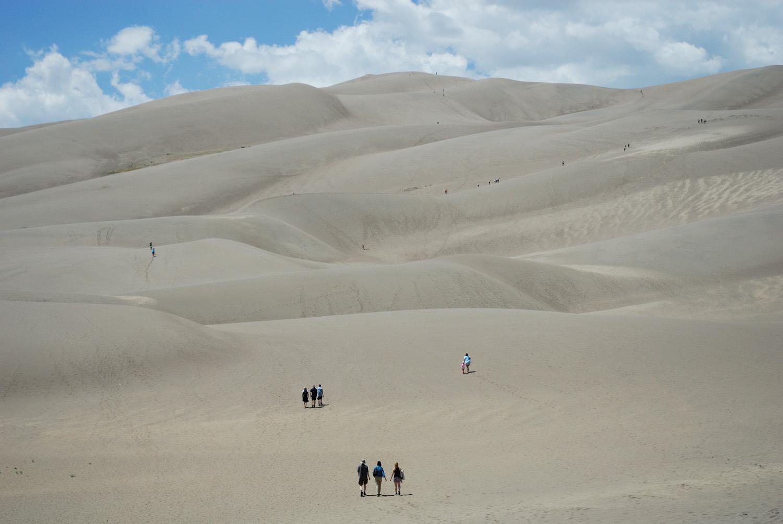 Sand Dunes National Monument, Colorado